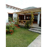 Casa De Campo Alquiler Temporal, Equipada