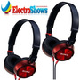 Auriculares Sony Mdr Zx-300 Super Potenciados Mp3 Ipod Pc