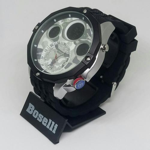 Reloj Analógico B120 Boselli Venta Libre Digital Lima En Pueblo SMpUGqzV