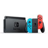 Nintendo Switch Color Gris Nueva En Caja