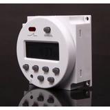 Temporizador Timer Digital Programable 12v Ysalida Ac/dc 16a