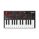 Teclado Controlador Midi Akai Mpk Mini Play + Garantía