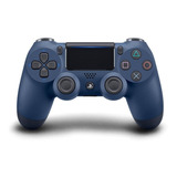 Ps4 Mando Dualshock 4 Midnight Blue
