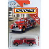 Matchbox Seagrave Fire Engine 1:64