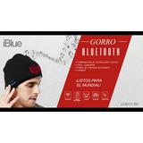 Gorro Chullo Bluetooth 4.1 Handsfree Android Unisex Musica