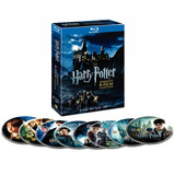 Harry Potter : Complete 8-film Collection [blu-ray]