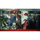 Batman. El Nuevo Universo Dc. Ecc Cómics. 5 Tomos.