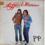 Loggins & Messina (lp Import) The Best Of Friends 1976 Cbs