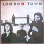 Usado, Lp Vinilo Paul Mccartney, Wings, London Town,  Beatles segunda mano  Lima