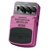 Pedal Distorcion Modeler Behringer Dm100