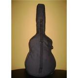 Funda Estuche De Guitarra Simple