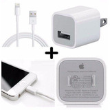 Cargador+cable Lightning Apple 5 5s 6 6s 7 8 X Original