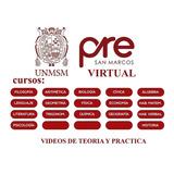 Cepre San Marcos Virtual 2020-1 Ciclo Completo 18 Semanas