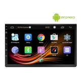 Autoradio Android Bluetooth Wifi Gps Hd Usb Waze Youtube