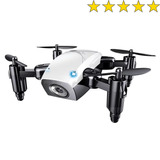 Mini Dron S9 Portatil + Wifi Fpv + 0.3mp + Control Altitud