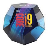 Procesador Intel Core I9-9900k, 3.60 Ghz, 16 Mb Caché L3