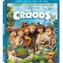 Blu Ray The Croods 3d - 2d - Stock - Nuevo - Sellado