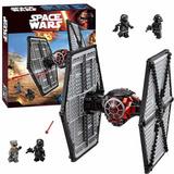 Lego Alterno Star Wars Tie Fighter Imperial Bela 548 Pcs