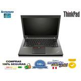 Laptop Lenovo T450 Core I5 5ta. Gen. 4ram/hdd500gb/14
