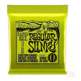 Cuerdas Electrica Ernie Ball Made In Usa Cal 10-46 Ernieball