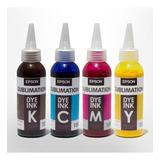 Tinta De Sublimación 100ml Alta Calidad Epson (por Color)