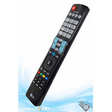 Control Lg  Lcd Led Smart Tv 3d