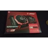 Tarjeta Video Grafica Msi Rx570 Amd 4 Gb Gamer Pc Juegos