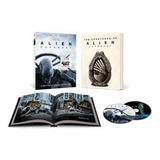 Alien Covenant Stock Digibook Libro Película  Blu-ray