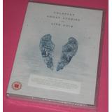 Coldplay Ghost Stories Cd+dvd  - En Stock En Stock -  Emk