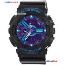 Reloj Casio G-shock Ga-110hc-1a - 100% Original En Lata Ztr