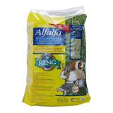 Heno De Alfalfa Importada King 300gr Alimento Conejo Cuy Smp