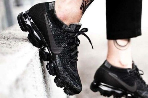 4ad3a0364cf Zapatillas Nike Vapormax Black 2018 En Stock Air Max 90