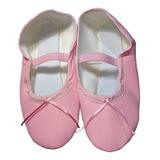 Zapatillas De Ballet Nacionales Tallas 21 - 40 Stock Colores