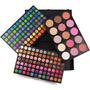 Paleta 183 Colores Sombras Rubores Maquillaje No Mac