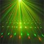 Mini Proyector Luz Laser Dj Discoteca Rojo Y Verde