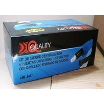Pestillos Eléctricos Quality (forrado En Caucho)