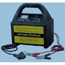 Cargador De Baterias 12-24 Vts 15 Amp Autos Camiones Trailer