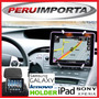 Holder P/ Auto Respaldar De Asiento Ipad Tablet Gps Galaxy