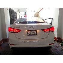 Hyundai Elantra 11 - 13 Faro Trasero Led