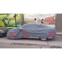 Cobertor Funda Original Pvc Impermeable Uv Autos Talla M