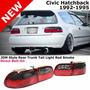 Honda Civic 92 - 95 Set Tunning Parts