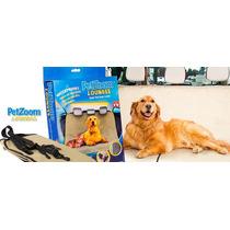 Funda Cobertor Para Auto Pet Zoom Loungee Perros Gatos