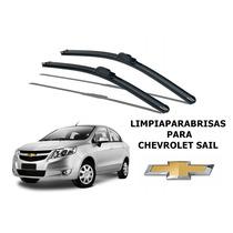Limpiaparabrisas Aerodinamico Para Chevrolet Sail