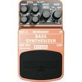 Pedal Bsy600 Sintetizador De Bajo Behringer Bass Synthesizer