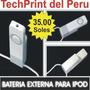 Bateria Externa Ipod Shuffle - Energia En Todo Lugar