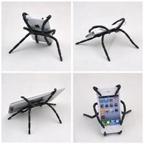 Soporte Adaptador Araña Spider P/ Celulares Telefonos Tablet