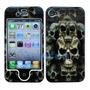 Protector Case De Plastico Rigido Para Iphone 4g