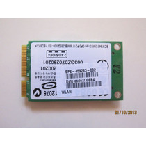 Broadcom Bcm94312mcg::tarjeta Wifi ::laptop Hp Dv4