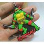 Tortugas Ninja - Llaveros