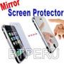 Mica Lamina Protector Espejo Iphone 3g Ipod Touch 2da Gen.